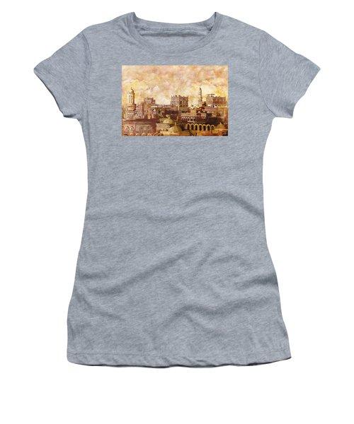 Old City Of Sanaa Women's T-Shirt