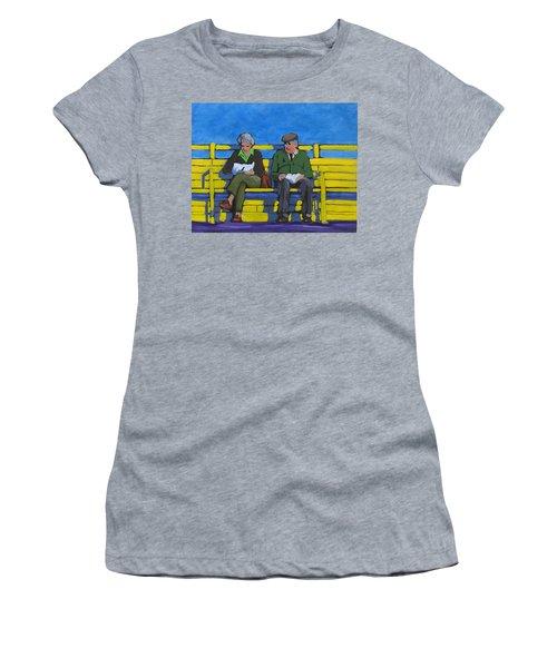 Old Couple Women's T-Shirt