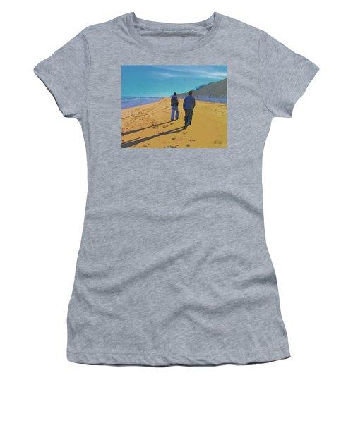 Old Friends Long Shadows Women's T-Shirt