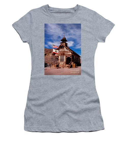 Old West School Days Women's T-Shirt