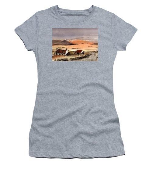 Omey Island Sunset Galway Women's T-Shirt