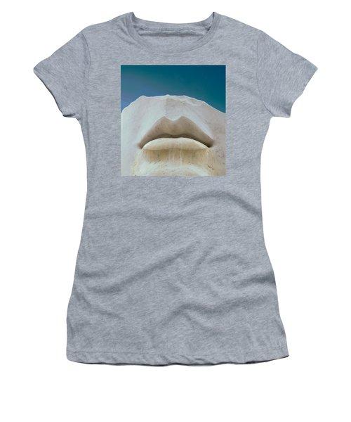 Open Mind Women's T-Shirt (Athletic Fit)