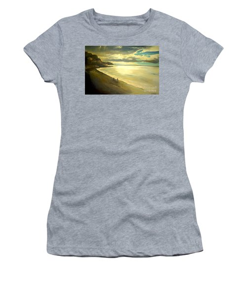 Opera Plage - In Nice Women's T-Shirt (Athletic Fit)