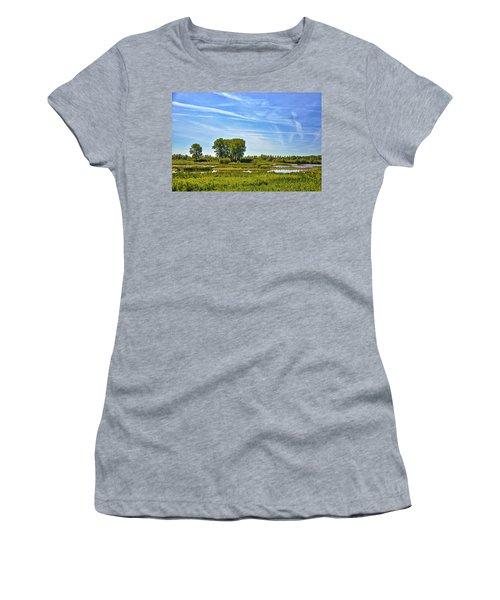 Ossenwaard Near Deventer Women's T-Shirt