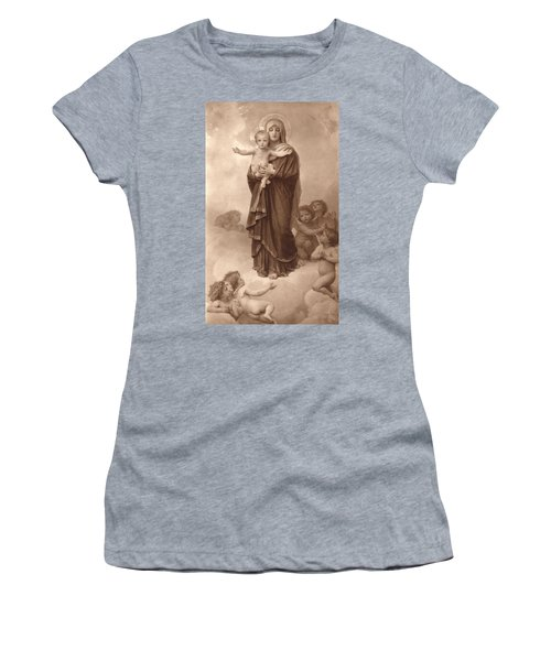 Our Lady Of The Angels Women's T-Shirt