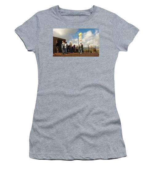 Out Of Africa  Reptile House Women's T-Shirt