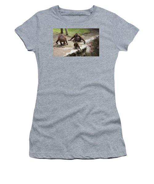 Out Of Reach Women's T-Shirt (Junior Cut) by Lynn Palmer