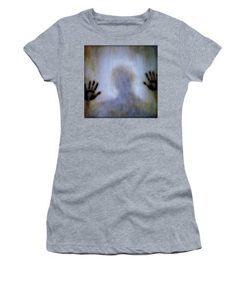 Outsider Women's T-Shirt (Junior Cut) by Lilia D