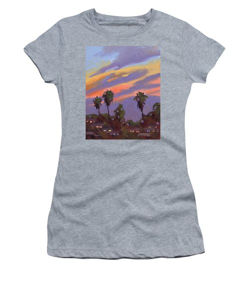 Pacific Sunset 1 Women's T-Shirt