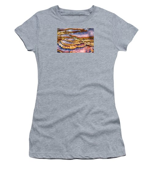 Pancakes Hot Springs Women's T-Shirt (Athletic Fit)