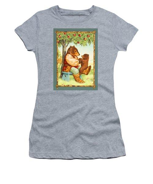 Papa Bear Women's T-Shirt