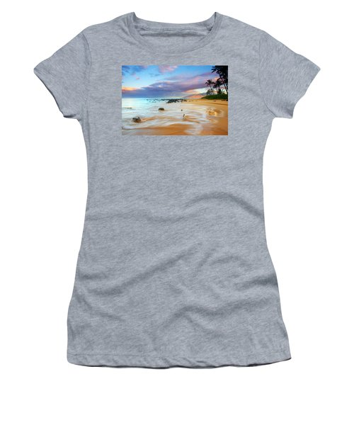 Paradise Dawn Women's T-Shirt (Athletic Fit)