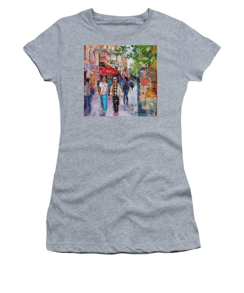 Paris Street Women's T-Shirt