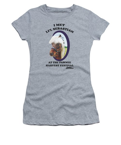 Parks And Rec - Li'l Sebastian Women's T-Shirt