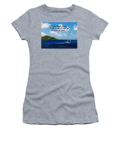 Parting Women's T-Shirt