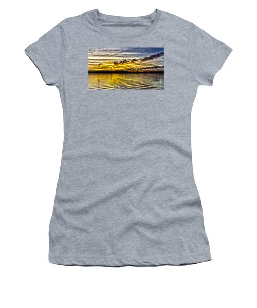 Passing Storm Two. Women's T-Shirt