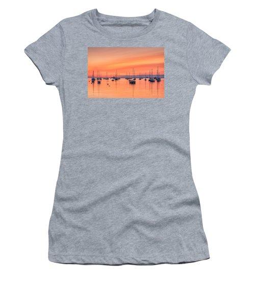 Pastel Harbor Women's T-Shirt