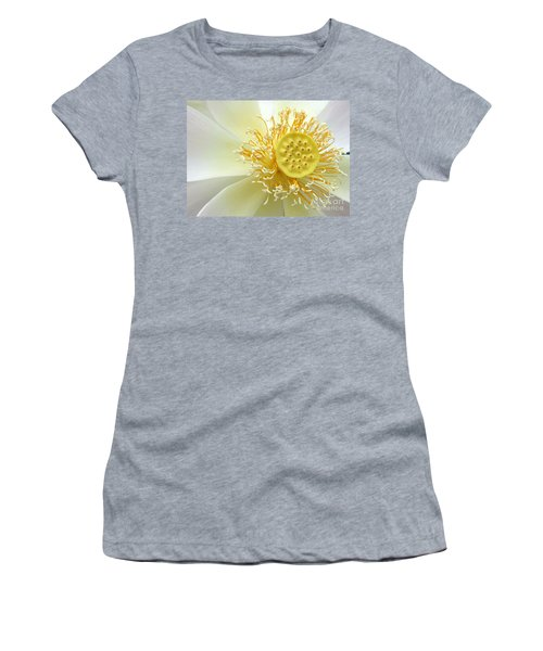 Pastel Lotus Women's T-Shirt