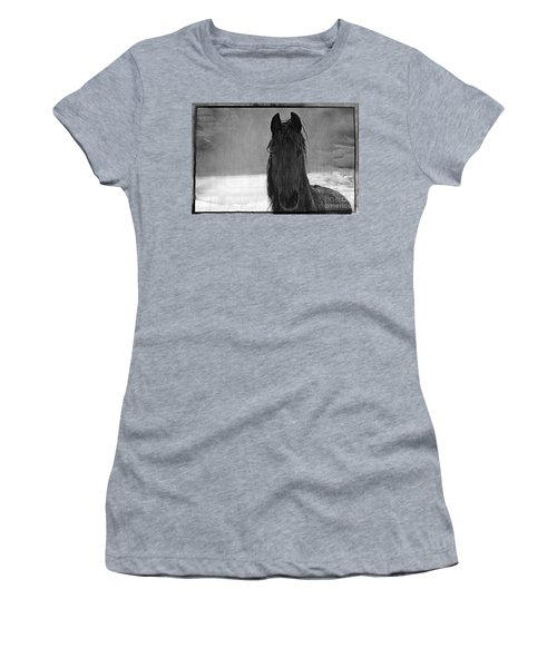 Peace In The Storm Women's T-Shirt (Junior Cut) by Michelle Twohig
