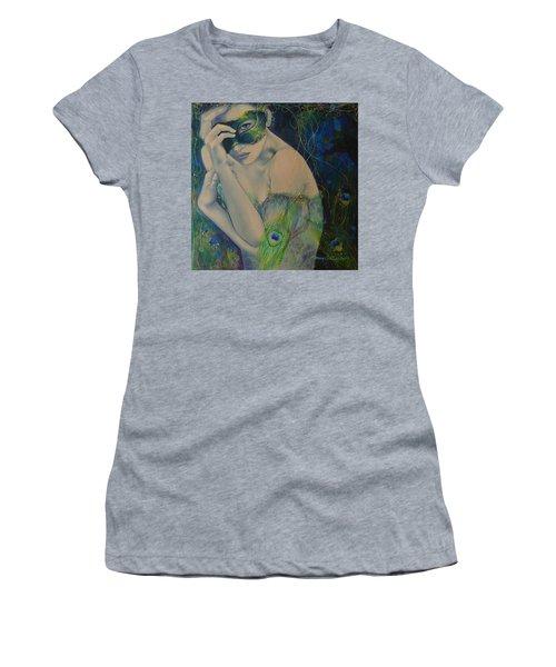 Peacock Enigma Women's T-Shirt
