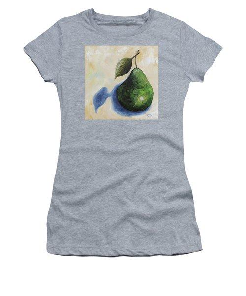 Pear In The Spotlight Women's T-Shirt