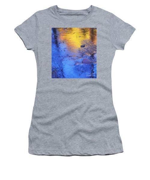 Pecos Reflection Women's T-Shirt (Athletic Fit)