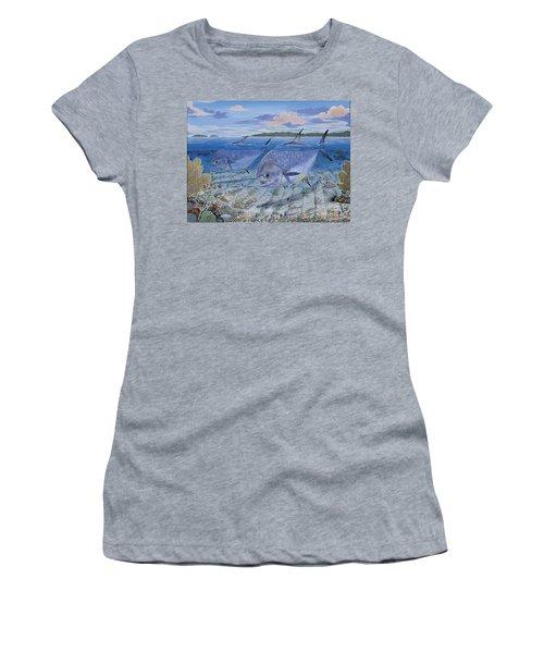 Permit In0016 Women's T-Shirt