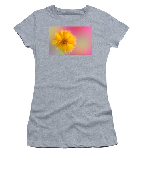Petals Of Sunshine Women's T-Shirt (Athletic Fit)