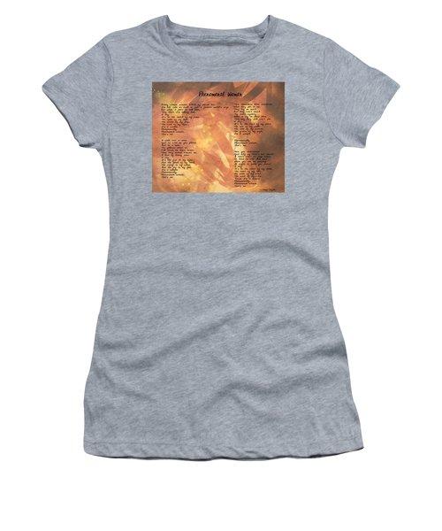 Phenomenal Woman -golden Stars Women's T-Shirt
