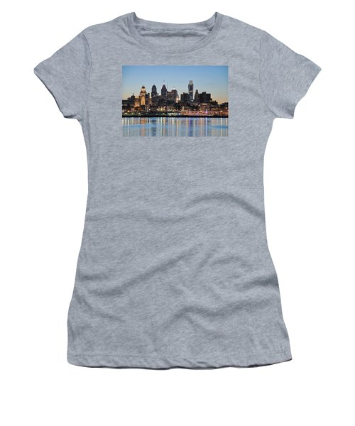 Philly Sunset Women's T-Shirt