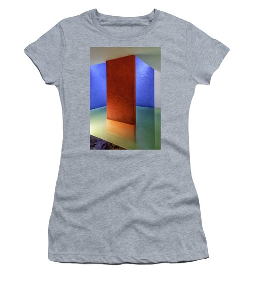 Physical Abstraction Women's T-Shirt (Athletic Fit)