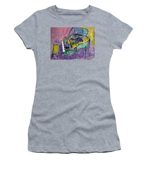Piano Green Women's T-Shirt