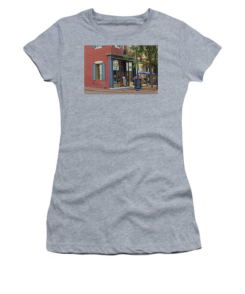 Picasso's N Main St Charles Mo Dsc00900  Women's T-Shirt (Athletic Fit)