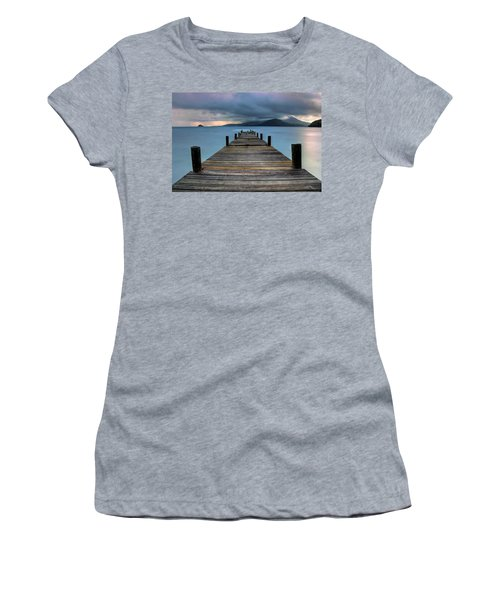 Piering Rain Women's T-Shirt