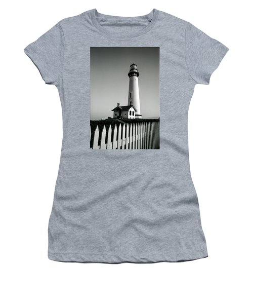 Pigeon Point Lighthouse Women's T-Shirt