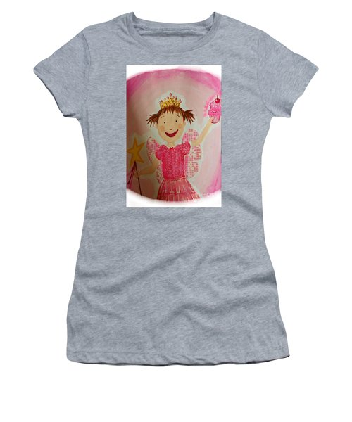 Pinkalicious Women's T-Shirt (Athletic Fit)