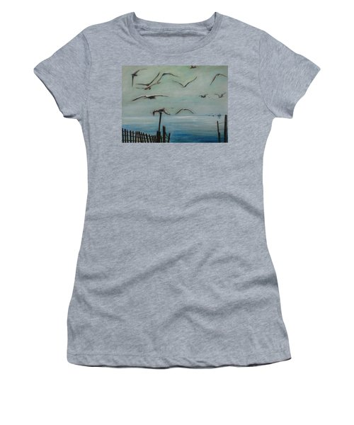 Playtime Women's T-Shirt (Athletic Fit)