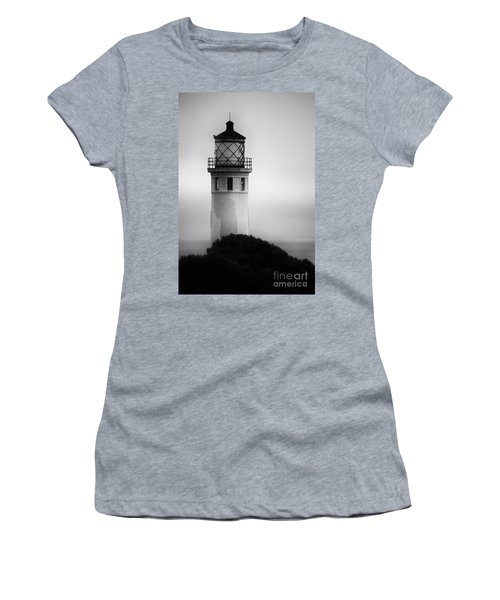 Pointe Vincente Lighthouse Women's T-Shirt (Athletic Fit)