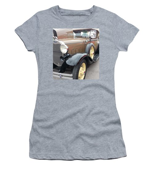 Polished Women's T-Shirt (Athletic Fit)