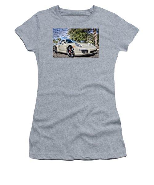 Porsche 50th Anniversary Limited Edition Women's T-Shirt