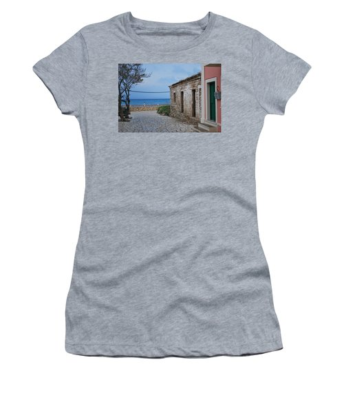Porto Women's T-Shirt (Junior Cut) by George Katechis