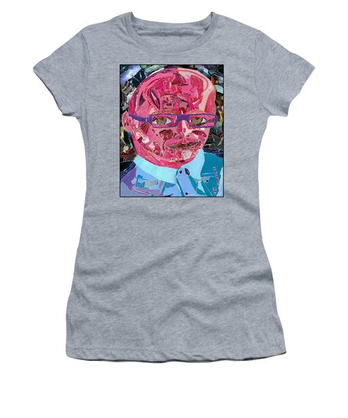 Portraiture Of Passion Women's T-Shirt