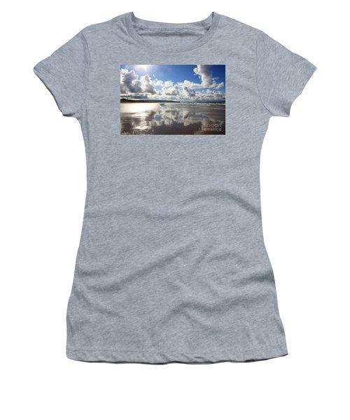 Portstewart Strand 4 Women's T-Shirt (Athletic Fit)