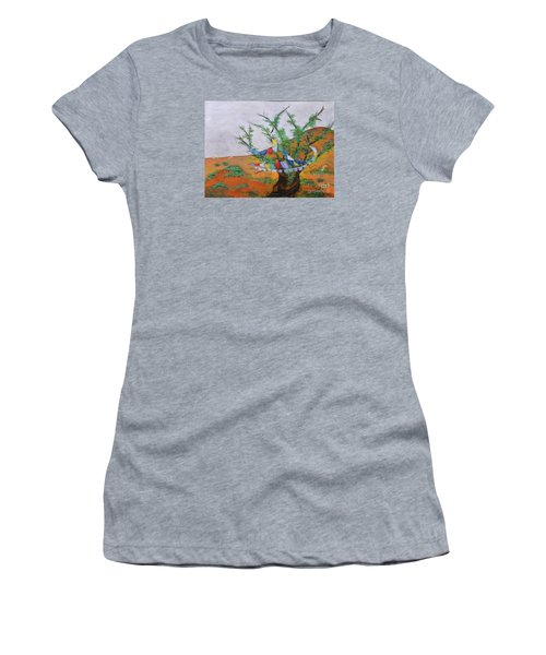 Prayer Flags Women's T-Shirt (Athletic Fit)