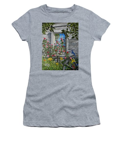 Precious Reflections Women's T-Shirt (Athletic Fit)