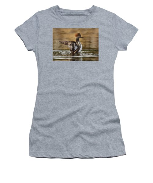 Pretty Little Redhead Women's T-Shirt (Junior Cut) by Susan Capuano