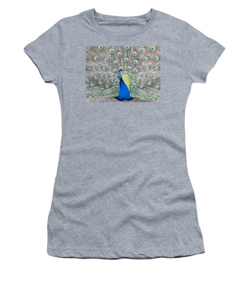 Women's T-Shirt (Junior Cut) featuring the photograph Pride by Caryl J Bohn
