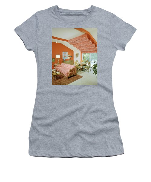 Print By David & Dash Incorporated In The Design Women's T-Shirt