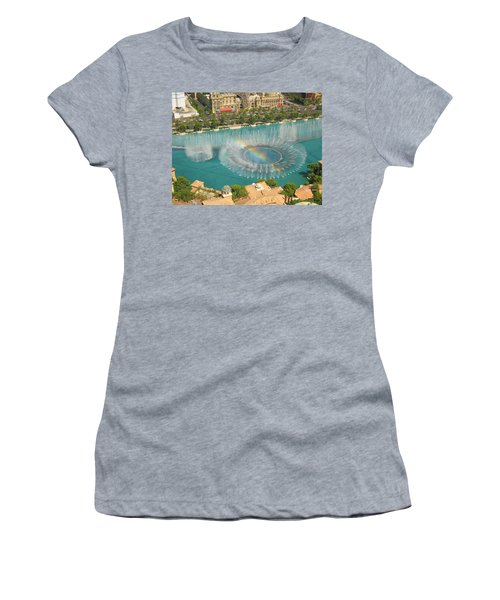 Women's T-Shirt (Junior Cut) featuring the photograph Promise by Angela J Wright
