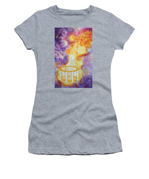 Prophetic Ms 34 New Leader Treasure Restored Women's T-Shirt